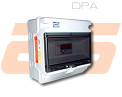 DPA25 programmable thermostat