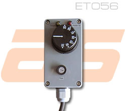 ET056: Adjustable electronic thermostat